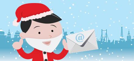 Immagini Natale Email.Email Marketing A Natale Alcuni Consigli Utili Bancomail Blog